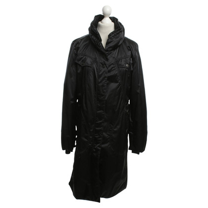 Marc Cain Long coat in black