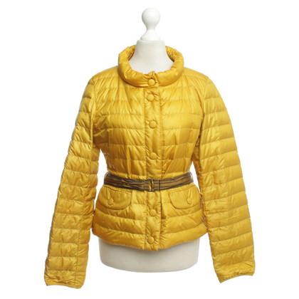 Max Mara Down jacket yellow