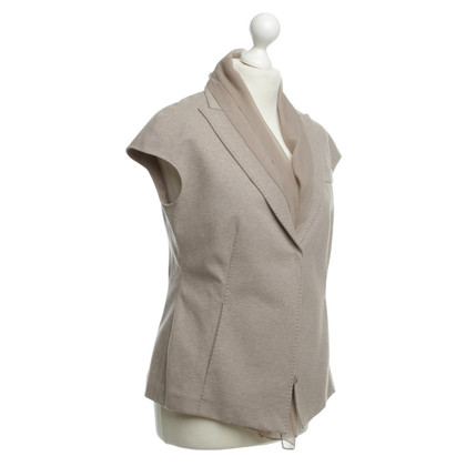 Brunello Cucinelli Vest in beige