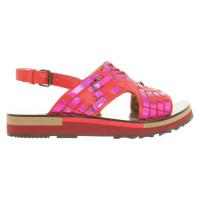 Lanvin Sandals in multicolor