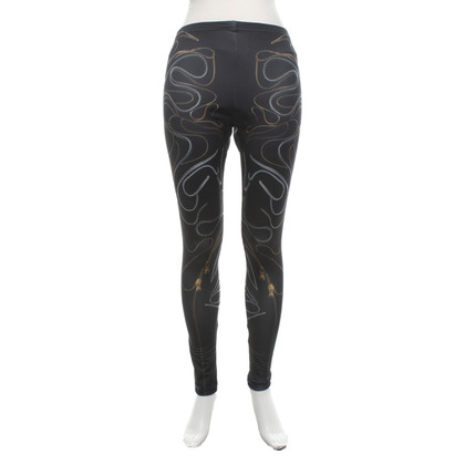 McQ Alexander McQueen Leggings avec imprimé motif