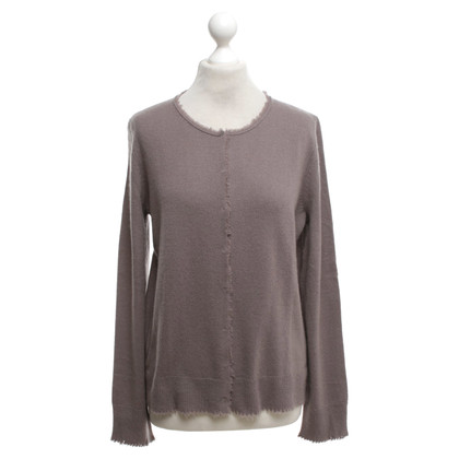 Bloom Kaschmirpullover in Taupe