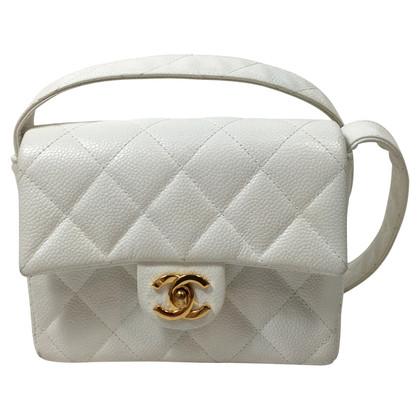Chanel Mini Überschlagtasche