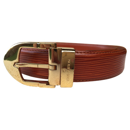 Louis Vuitton Belt made of epileather