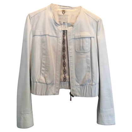 Céline Celine leather jacket sz 40