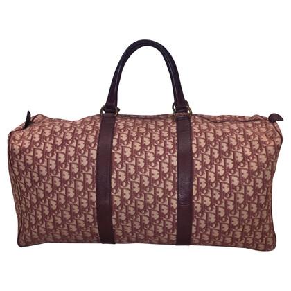 Christian Dior Boston bag