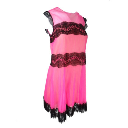 Christopher Kane Dress with lace trim