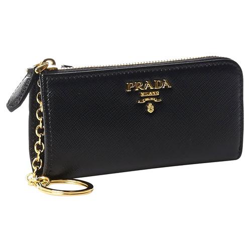 best website 8f90f cadcc Prada Portafoglio in pelle saffiano - Second hand Prada ...
