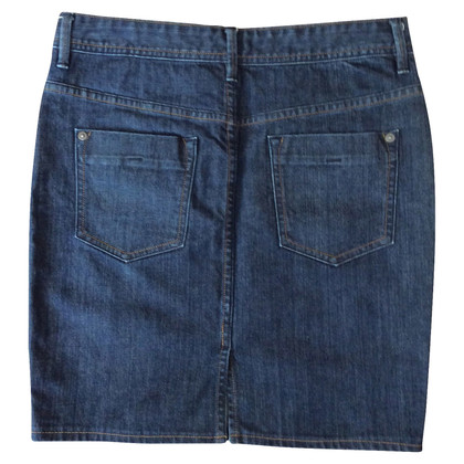 Closed Mini skirt made of denim