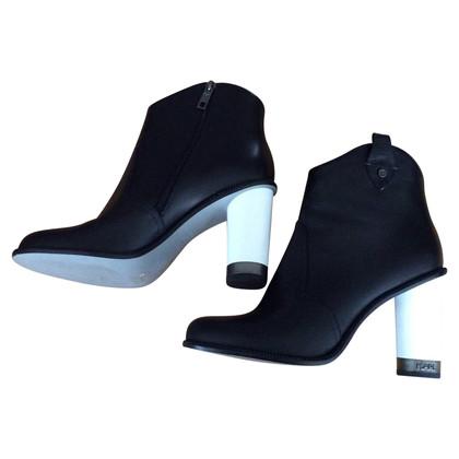 Karl Lagerfeld Stivali alla caviglia