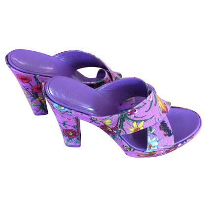 Gucci High heel sandal