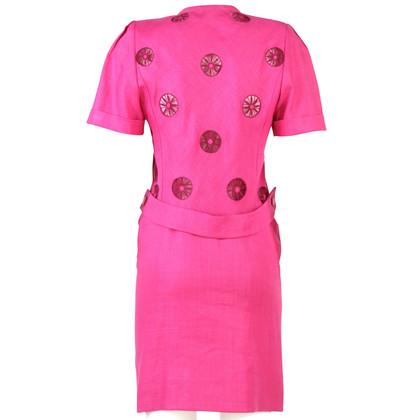 Valentino Kleid aus Seide