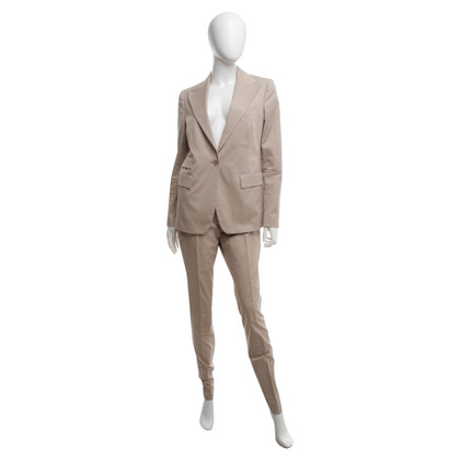 Neil Barrett Pantalon costume beige