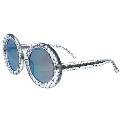 Matthew Williamson Sonnenbrille in Bunt