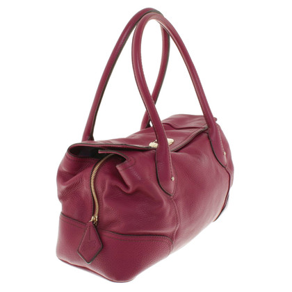 Lancel Handbag in magenta
