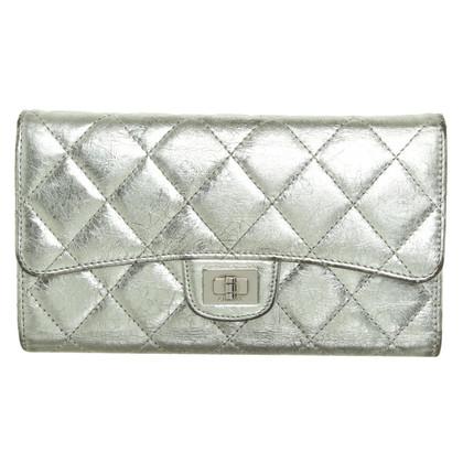 Chanel Wallet in silver