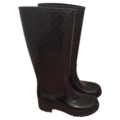 Louis Vuitton rubber boots