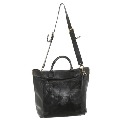 Marc Jacobs Shopper in Schwarz
