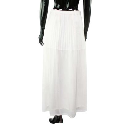 Issey Miyake Slit skirt