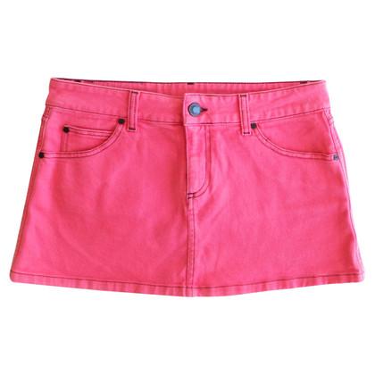Gucci Minigonna di jeans