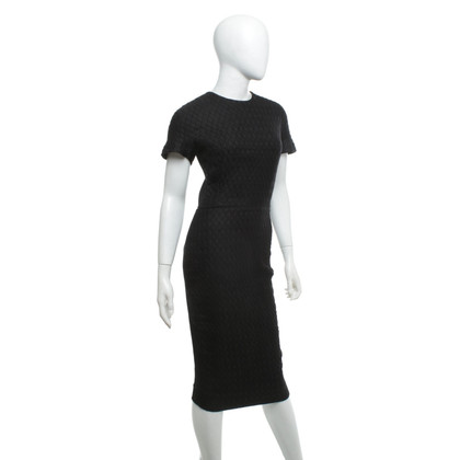 Victoria Beckham Form-fitting dress in black
