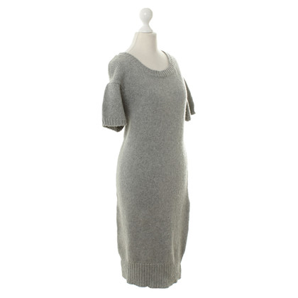 Allude Knit dress in grey