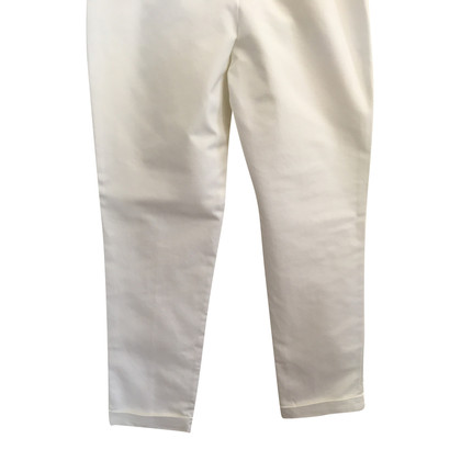 Christian Dior pantaloni bianchi