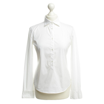 Loro Piana Blouse in white