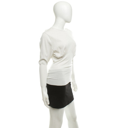 Altuzarra Fine knit sweater in creamy white