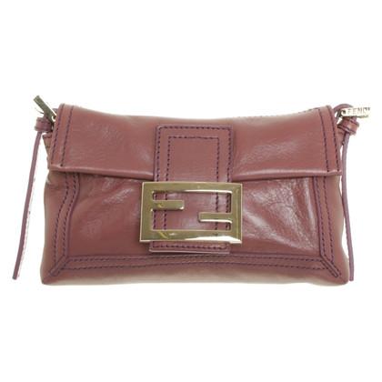 Fendi Shoulder bag made of leather