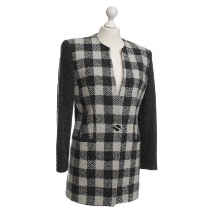 Karl Lagerfeld Coat with lacing