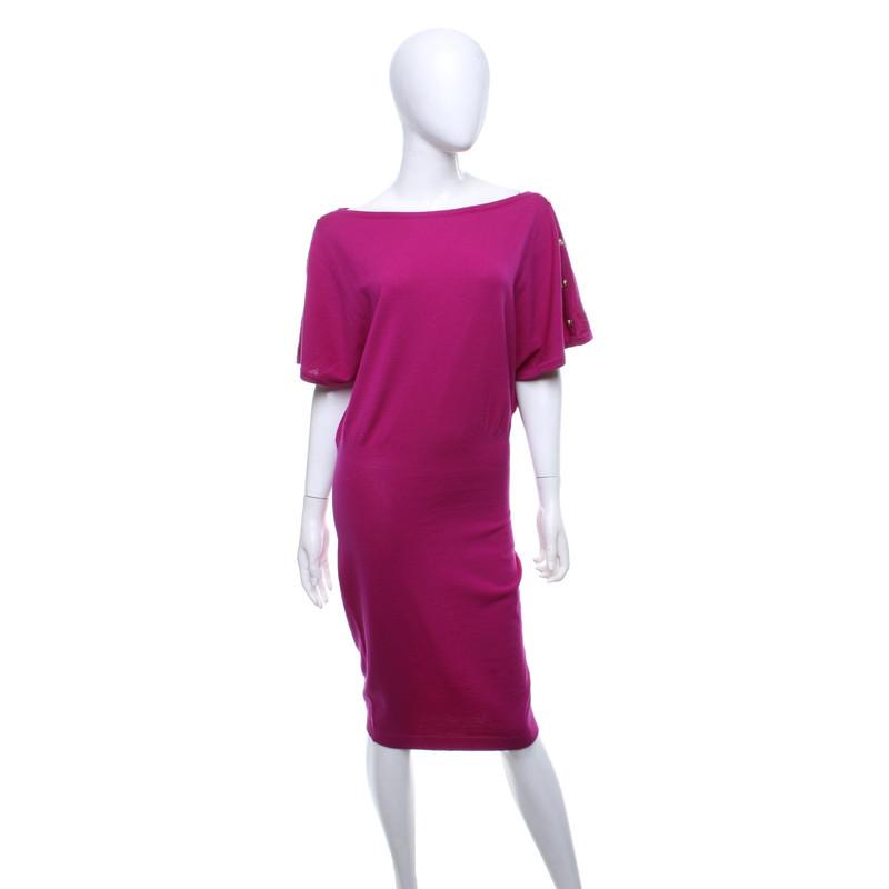 fuchsia jurk kopen