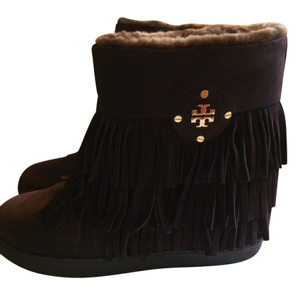 Tory Burch Boots with fringes