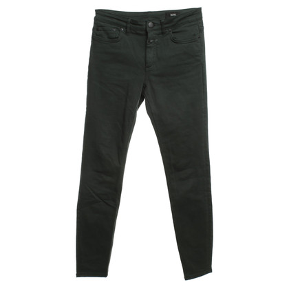 Closed Narrow jeans in dark green