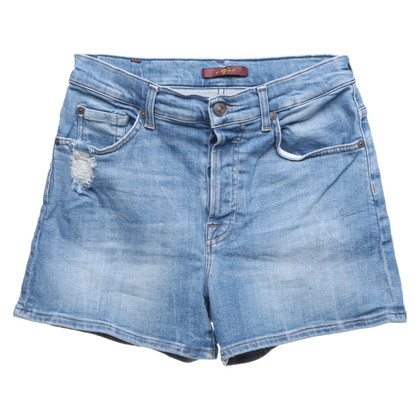 Adriano Goldschmied Denim shorts in used look