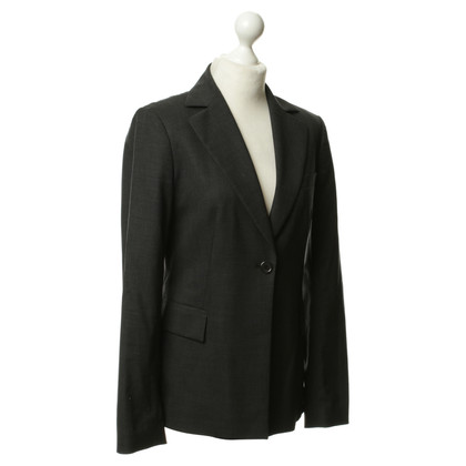 Hugo Boss Dark grey cashmere Blazer