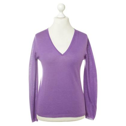 Jil Sander Sweater purple