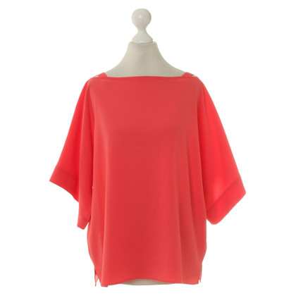Laurèl Top in koraal rood