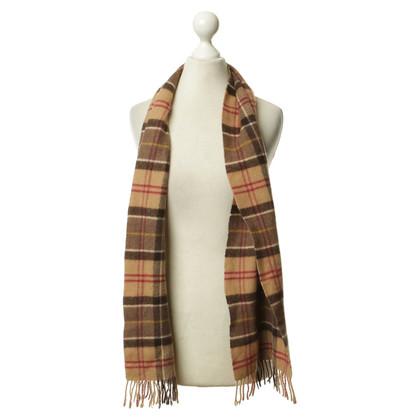Barbour Karierter scarf