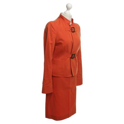 Valentino Costume in Orange