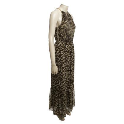 Michael Kors Kleid mit Animal/Reptil-Print