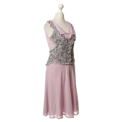 Zac Posen Dress with material mix