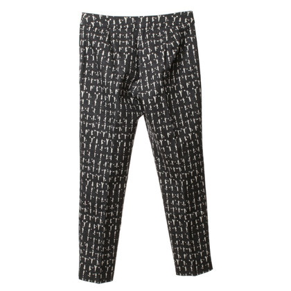 Max Mara Motivo-stampa pantaloni