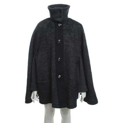 Dolce & Gabbana Cappotto in stile poncho