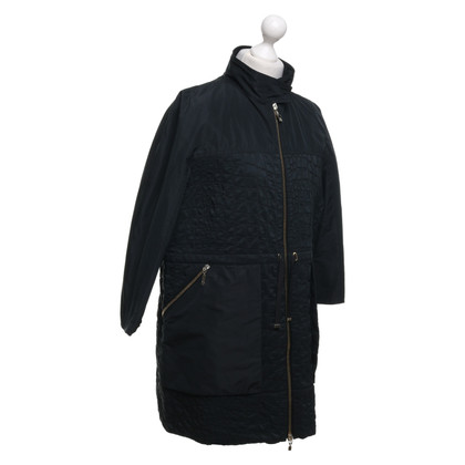 Moncler Short coat in reptile look