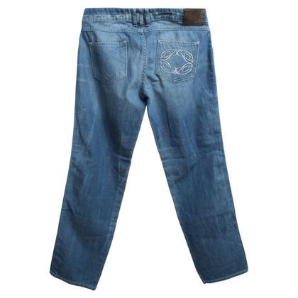 Patrizia Pepe Jeans in Blau