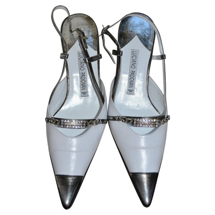 Luciano Padovan chaussures en cuir