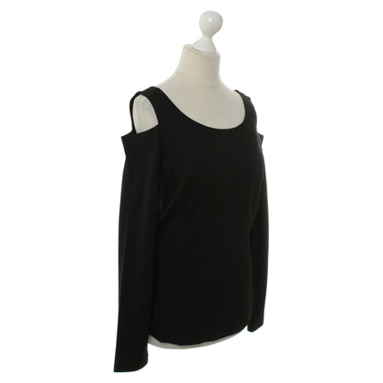 DKNY top with cut-outs