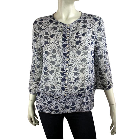 Isabel Marant Etoile Bluse Bunt / Muster