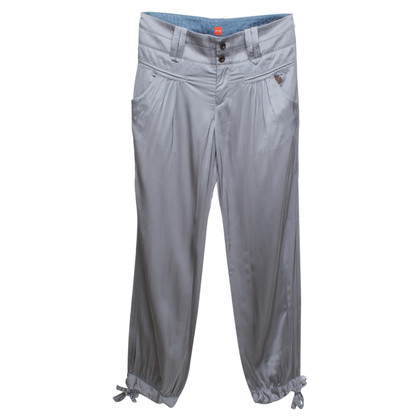 Boss Orange Pantaloni in argento